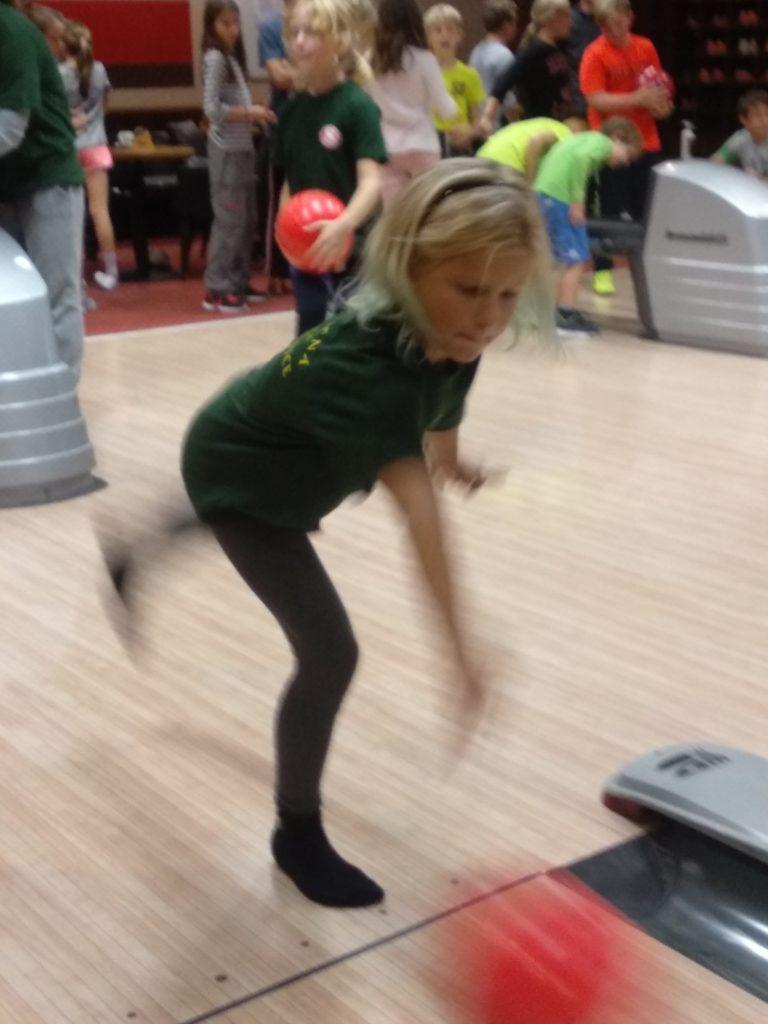 bowling, i takový byl sraz žactva
